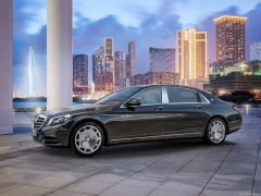 mercedes-benz s-class maybach pic #141798