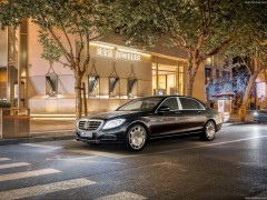 mercedes-benz s-class maybach pic #141799