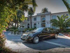 mercedes-benz s-class maybach pic #141800