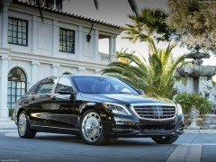 mercedes-benz s-class maybach pic #141801