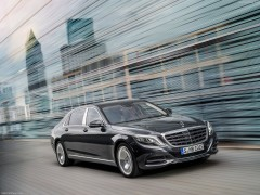 mercedes-benz s-class maybach pic #141802