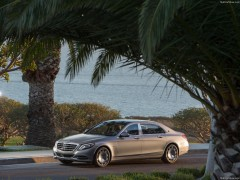 mercedes-benz s-class maybach pic #141804