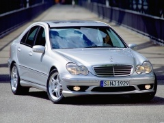 Mercedes-Benz C-Class AMG pic