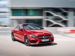 mercedes-benz c-class coupe pic #149399