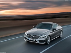 mercedes-benz c-class coupe pic #149400