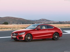 mercedes-benz c-class coupe pic #149401