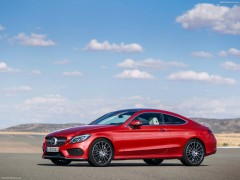 mercedes-benz c-class coupe pic #149402