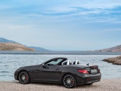 mercedes-benz slc 43 amg  pic #156597