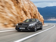 mercedes-benz slc 43 amg  pic #156599