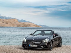 mercedes-benz slc 43 amg  pic #156605