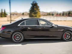 mercedes-benz s63 amg pic #163853