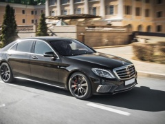 mercedes-benz s63 amg pic #163854