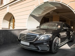 mercedes-benz s63 amg pic #163855