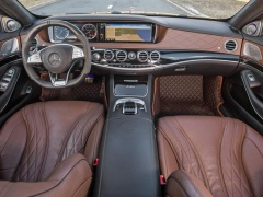 mercedes-benz s63 amg pic #163860