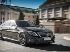 mercedes-benz s63 amg pic #163862