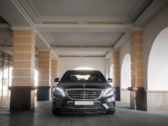 mercedes-benz s63 amg pic #163865