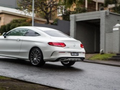 mercedes-benz c300 coupe pic #165153