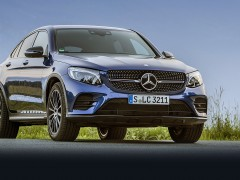 mercedes-benz glc coupe pic #166023
