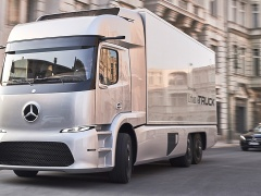 Mercedes-Benz Urban eTruck pic