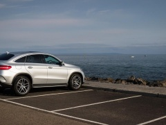 mercedes-benz gle coupe pic #170162