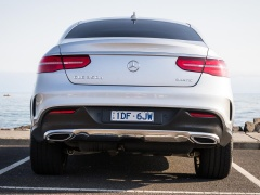 mercedes-benz gle coupe pic #170163