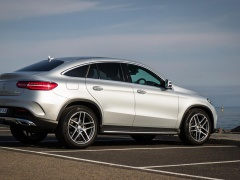 mercedes-benz gle coupe pic #170165