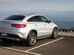 mercedes-benz gle coupe pic #170167