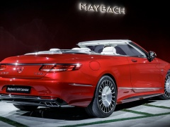 Mercedes-Benz Mercedes-Maybach S 650 pic