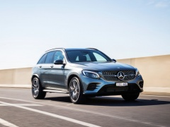 Mercedes-Benz AMG GLC43 pic