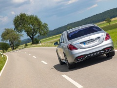 mercedes-benz s63 amg pic #179743