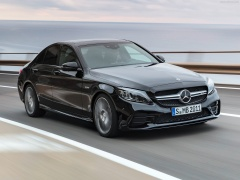 mercedes-benz c-class amg pic #186828