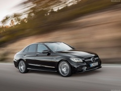 mercedes-benz c-class amg pic #186829