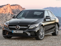 mercedes-benz c-class amg pic #186832