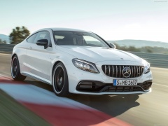 mercedes-benz c63 s amg coupe pic #187366