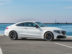 mercedes-benz c63 s amg coupe pic #187367