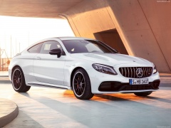 mercedes-benz c63 s amg coupe pic #187368