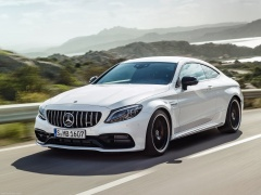 mercedes-benz c63 s amg coupe pic #187369