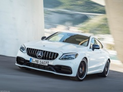 mercedes-benz c63 s amg coupe pic #187370