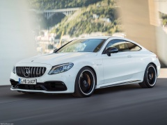 mercedes-benz c63 s amg coupe pic #187371