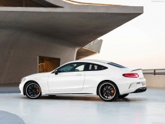 mercedes-benz c63 s amg coupe pic #187373