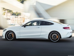 mercedes-benz c63 s amg coupe pic #187376
