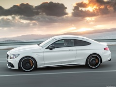 mercedes-benz c63 s amg coupe pic #187377