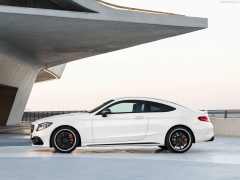 mercedes-benz c63 s amg coupe pic #187378