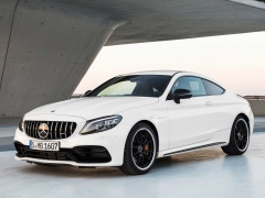 Mercedes-Benz C63 S AMG Coupe pic