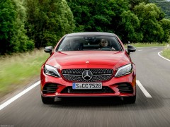 mercedes-benz c-class coupe pic #190508