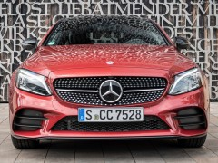 mercedes-benz c-class coupe pic #190509