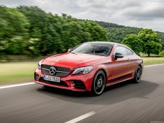 mercedes-benz c-class coupe pic #190512