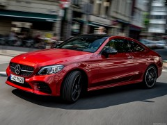 mercedes-benz c-class coupe pic #190513