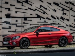 mercedes-benz c-class coupe pic #190514