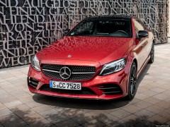 mercedes-benz c-class coupe pic #190515